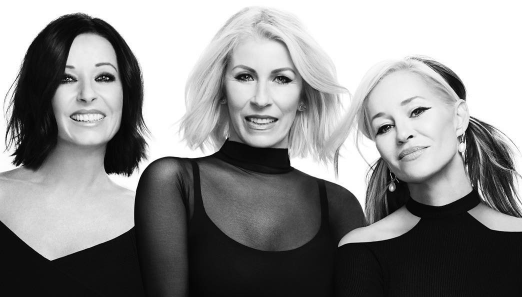 The orginal Bananarama line-up have been reunited and are going on tour