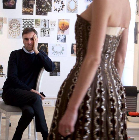 Calvin Klein names Raf Simons as new chief creative officer